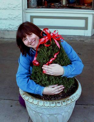 Rosemary Treehugger by rhunel