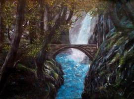 Mirkwood by Laura-Cadei