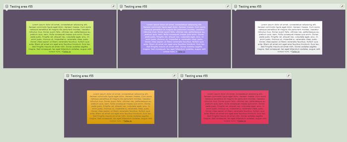 Sharp Sup Text Boxes by TaNa-Jo