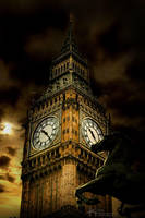 Big Ben by haz999