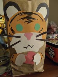 Tiger Valentine Bag by Neeko96