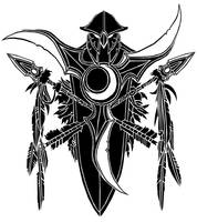 Night Elf Crest by ropa-to