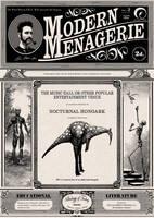 Modern Menagerie 6 by peterbowen