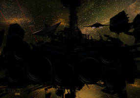 darkship II variation by TK769