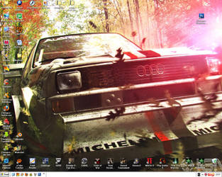New desktop by spagi