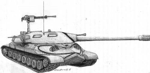 IS-7 by spagi