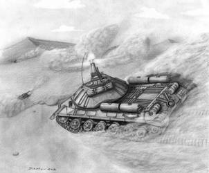 IS-3 by spagi