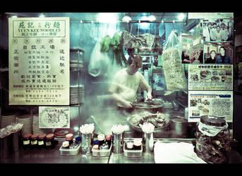 yuen kee noodles by Fersy