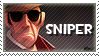 Sniper stamp by AzureReilight
