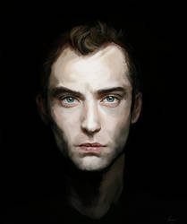 Jude Law by Tavvi