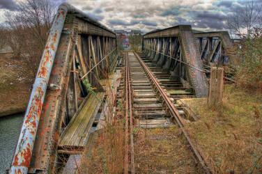 Bridge over Bridgewater by irwingcommand