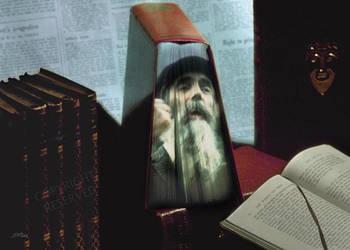 Preacher by John-Neville-Cohen