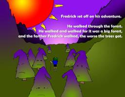 Fredrick08 by spiderbob007