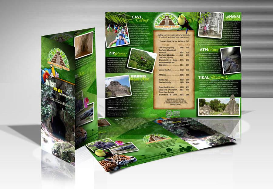 Jungle Tour by drancharan