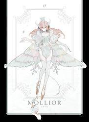 Mollior 15 Adoptable [Pending] by sr1023