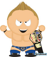 The Miz 2 SPW by jesuswuzagangsta