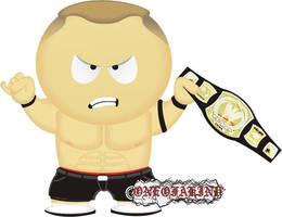 John Cena SPW by jesuswuzagangsta