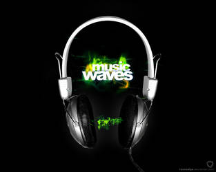 Music Waves by farshadfgd