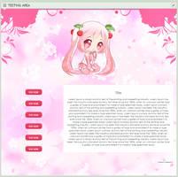 F2U Pink Sakura Page [v3] by rollingpoly