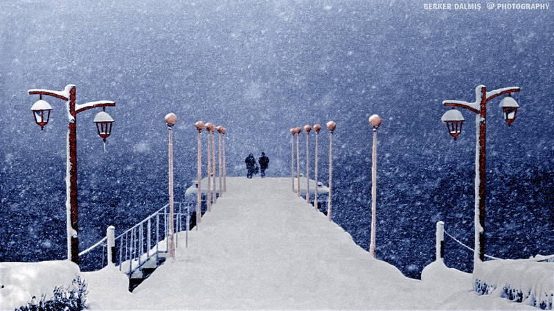 romantic winter by berkerr