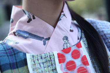 Chinese traditional clothes new design 3 (detail) by deviantYOUNGARTER