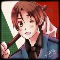 Italy~Hetalia by BaconLovingWizard