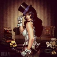 Zatanna Zatara by HeroPix