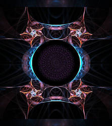 Kaleidoscope Twist by FranEll3