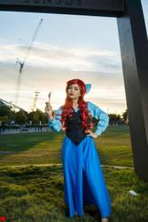 Ariel (The Little Mermaid) - Dinglehopper by curiosityorarrogance