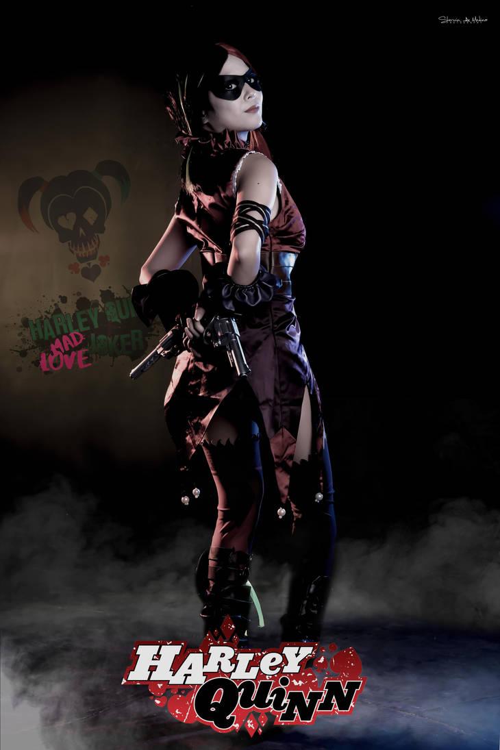 Harley Quinn - Got A Booboo? by curiosityorarrogance