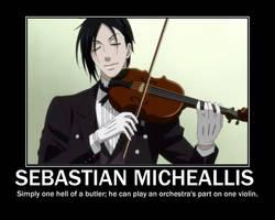 Sebastian Motivational by Ikaripoid