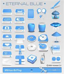 Eternal Blue by oooAdAooo