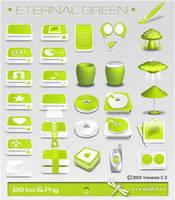 Eternal Green by oooAdAooo