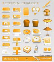 Eternal Orange by oooAdAooo