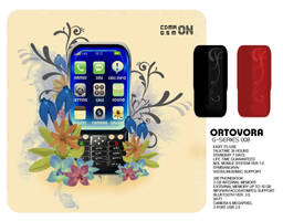 ortovora display  concept by one-click