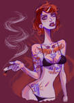 Hot Pattootie ... by ArtofFlo