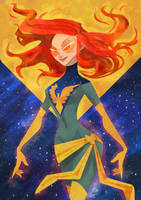 The Phoenix by ArtofFlo