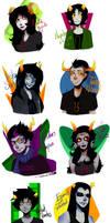 12 Trolls by Izuma
