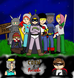 The Hero's This Town Needs by 8shortfuse