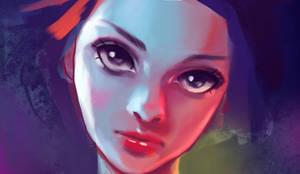 Practice 7 by Lady-ObsidiAnne