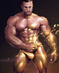 Gold Supreme by silverjow