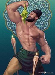 Hari Raya Aidilfitri by silverjow