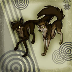 Wolves... by kimba16