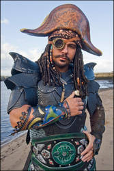 Steampunk Sky Pirate by overlord-costume-art