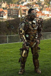 steampunk cospro by overlord-costume-art