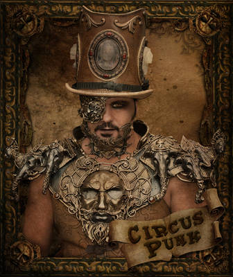 cirquepunk post by overlord-costume-art