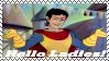 Eric 'Hello Ladies' Stamp by Denna