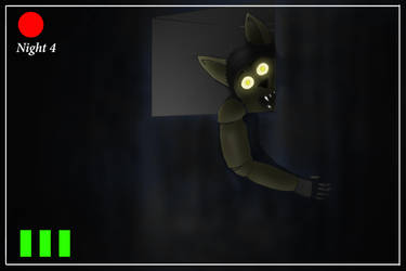 Night 4 | Kaodi the Coyote( Coyotemation) by Insanimate