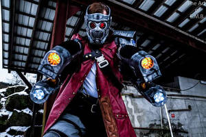 MCC: Star-Lord: Legendary Outlaw by MummeryComics