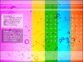 Bubbles by alphanako